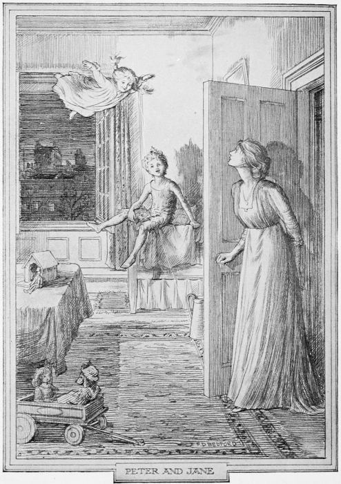 Peter And Wendy Chapter 17 Image 1