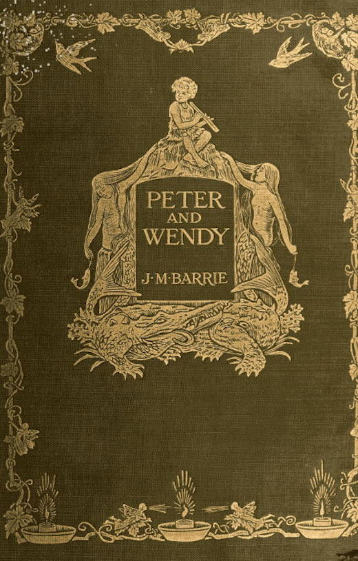 Peter And Wendy Front Matter 1