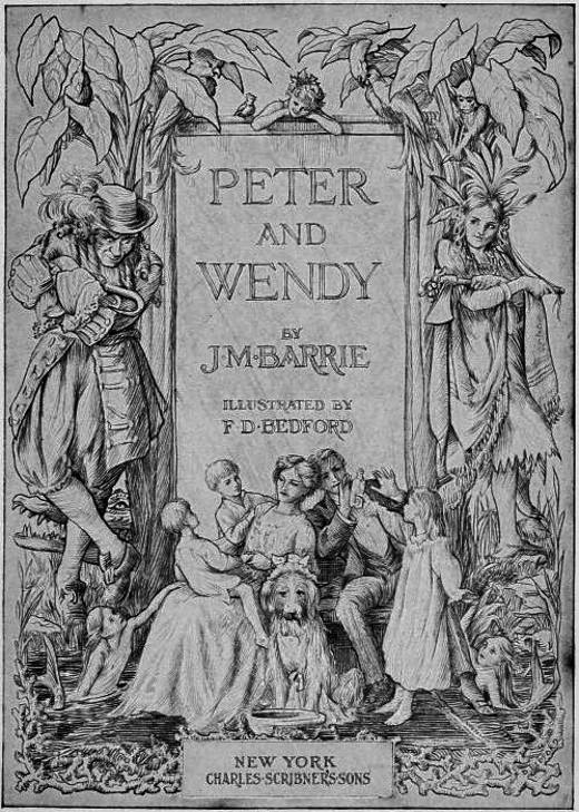 Peter And Wendy Front Matter 3