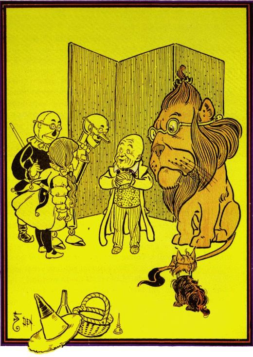 The Wonderful Wizard Of Oz Chapter 15 Image 2