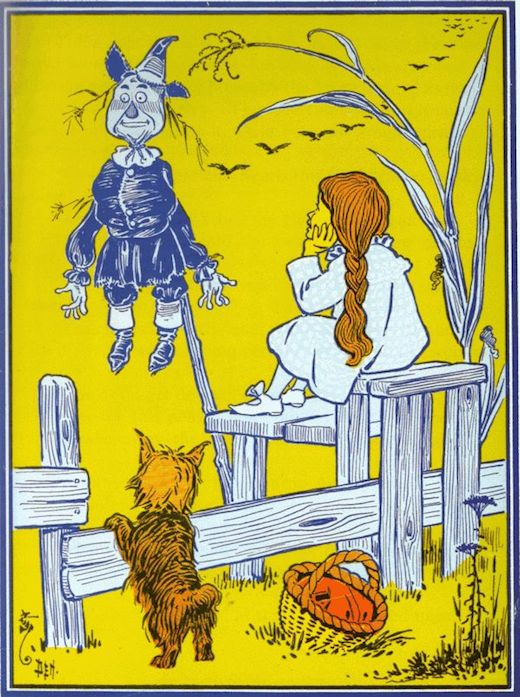 The Wonderful Wizard Of Oz Chapter 3 Image 4