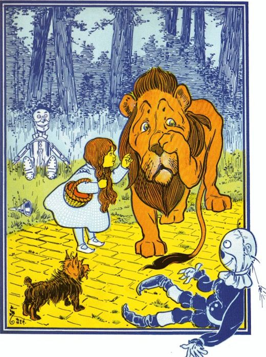 The Wonderful Wizard Of Oz Chapter 6 Image 2